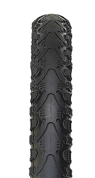 "Kenda Khan K-935 dæk 26 x 1,75"" trådet sort"